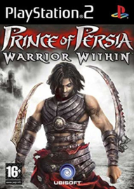 Prince of Persia Warrior Within - PS2