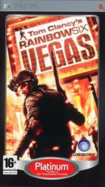 Rainbow Six Vegas - PSP