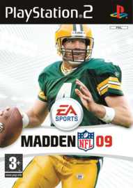 Madden NFL 09 - PS2