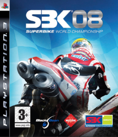 SBK 08 Superbike World Championship - PS3