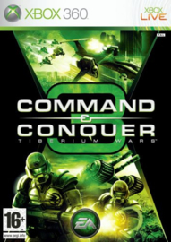 Command and Conquer 3 Tiberium Wars - Xbox 360