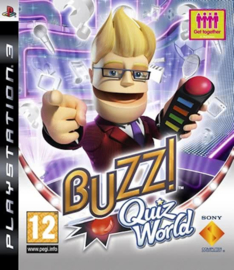 Buzz! Quiz World - PS3