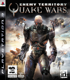 Enemy Territory Quake Wars - PS3