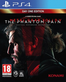 Metal Gear Solid V The Phantom Pain - PS4