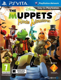 The Muppets Movie Adventures - PS Vita