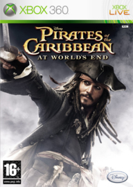 Pirates of the Caribbean Worlds End - Xbox 360