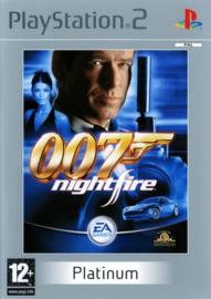 James Bond 007 Nightfire - PS2