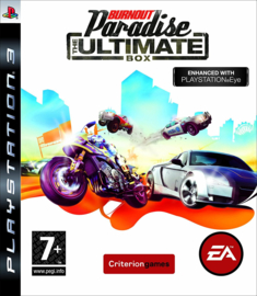 Burnout Paradise The Ultimate Box - PS3
