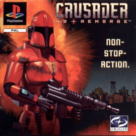Crusader No Remorse - PS1
