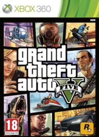 Grand Theft Auto V ( GTA 5 ) - Xbox 360