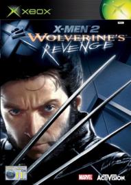 X-Men 2 Wolverines Revenge - Xbox