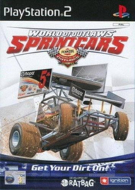 World of Outlaws Sprint Cars - PS2