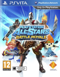 Playstation All-Stars Battle Royal - PS VITA