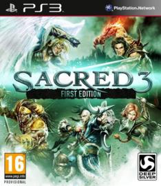 Sacred 3 - PS3