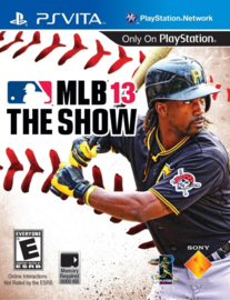 MLB 13 The Show - PS Vita