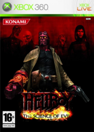 Hellboy The Science of Evil - Xbox 360