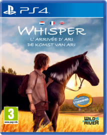 Whisper De Komst van Ari - PS4
