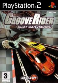 Groove Rider Slot Car Racing - PS2