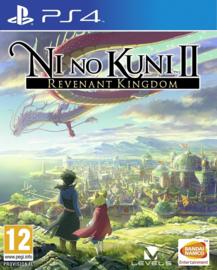 Ni No Kuni II Revenant Kingdom - PS4