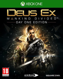 Deus Ex Mankind Divided - Xbox One