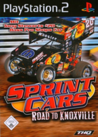 Sprint Cars Road to Knoxville  - PS2