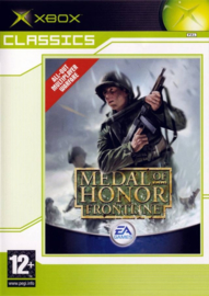 Medal of Honor Frontline Classics - Xbox