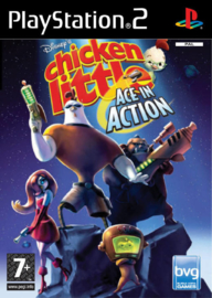 Chicken Little Ace In Action - PS2