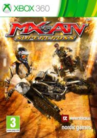 MX vs. ATV Supercross - Xbox 360