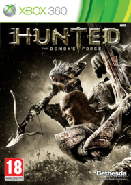 Hunted The Demon's Forge - Xbox 360