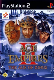 Age of Empires II The Age of Kings - PS2