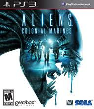 Aliens Colonial Marines - PS3