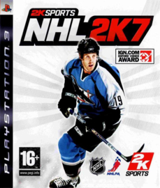 NHL 2K7 - PS3