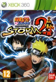 Naruto Shippuden Ultimate Ninja Storm 2 - Xbox 360