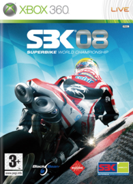 SBK 08 Superbike World Championship - Xbox 360