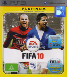 Fifa 10 Platinum - PS3