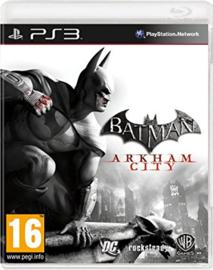 Batman Arkham City - PS3