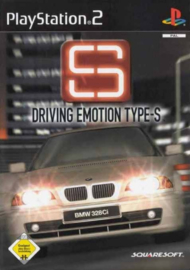 Driving Emotion Type-S - PS2