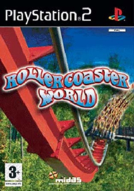 Rollercoaster World - PS2