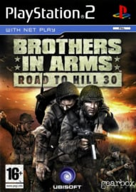 Brothers in Arms Road To Hill 30 - PS2