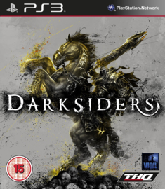 Darksiders  Wrath of War - PS3