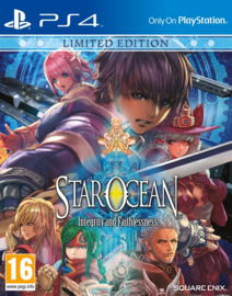 Star Ocean Integrity and Faithlessness Limited Edition - PS4