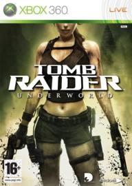 Tomb Raider Underworld - Xbox 360