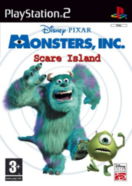 Monsters en Co. Schrik Eiland - PS2