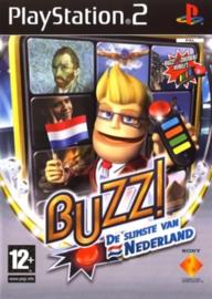 Buzz De Slimste van Nederland - PS2