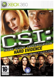 CSI Crime Scene Investigation Hard Evidence