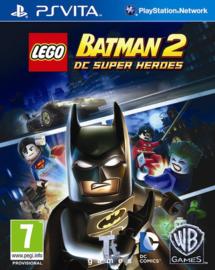 LEGO Batman 2 DC Super Heroes - PSVITA