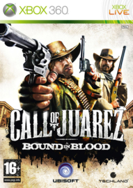 Call of Juarez  Bound in Blood- Xbox 360