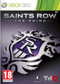 Saints Row The Third - Xbox 360