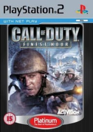 Call of Duty Finest Hour Platinum - PS2