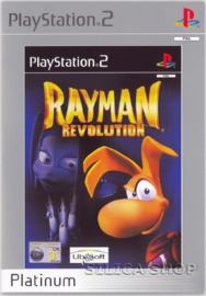 Rayman Revolution (Platinum) - PS2